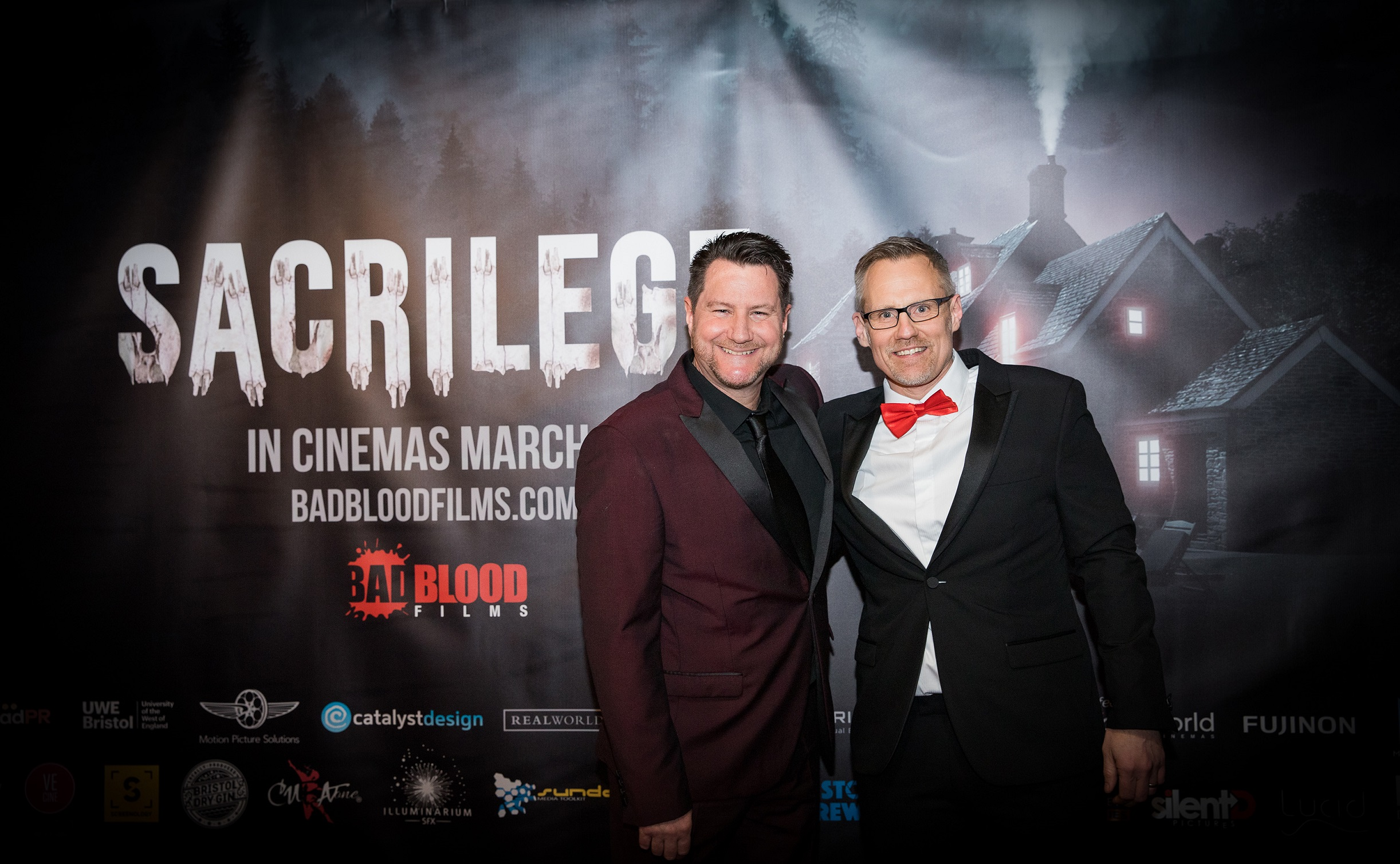 Horror fans worst fears revealed at UK premiere of supernatural horror, Sacrilege